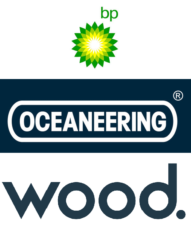 BP and Oceaneering and Wood