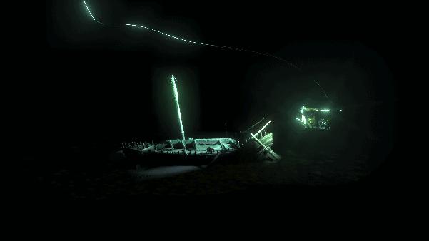 Survey of ship
