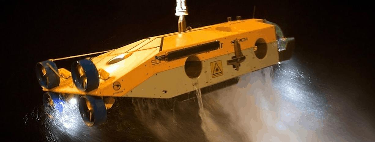 Schilling work class ROV